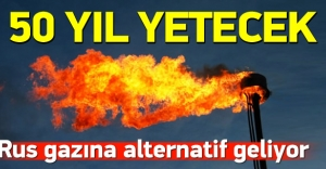 Rus gazına alternatif Kürt gazı geliyor