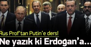 Rus Prof: Askerlerimizi Putin öldürdü
