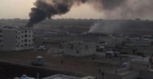 Rus uçakları Azez'i vurdu: 7 ölü