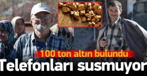 Soma'da altın rezervi sevinci