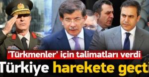 Ve Türkiye #039;Türkmenler#039;...