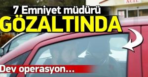 Ankara merkezli 23 ilde operasyon