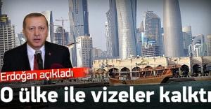 Türkiye ile Katar arasındaki vize kalktı