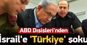 ABD#039;den İsrail#039;e #039;Türkiye#039;...