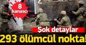 Diyarbakır Sur'da 293 ölümcül nokta!