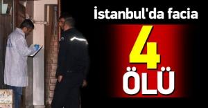 Gaziosmanpaşa'da doğalgaz faciası: 4 ölü