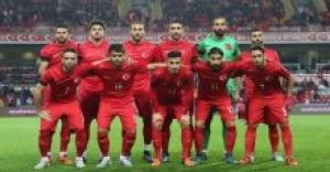 A Milli Futbol Takımı İsveç'le karşılaşacak