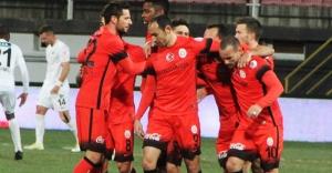 Akhisar Belediyespor - Galatasaray: 1-2