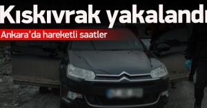 Ankara'da hareketli saatler! Polise saldırı