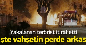 Ankara'yı kana bulayan bomba 4.5 ayda taşındı