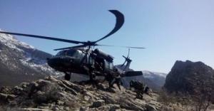 Askerden 5 ilde terör operasyonu