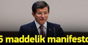 Başbakan Davutoğlu: Tereddüt etmeyeceksiniz