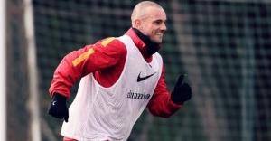 Çinliler harekete geçti! Sneijder'e resmi teklif