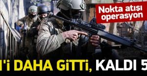Diyarbakır Sur'da nokta atışı operasyon