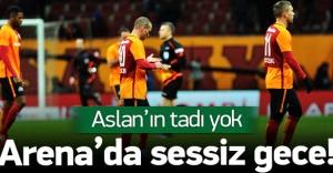 Galatasaray - Torku Konyaspor: 0-0