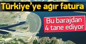 Kaçak elektrik için 4 Atatürk Barajı gerekiyor