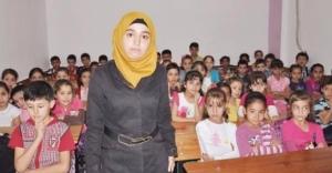 Okullara Suriyeli öğretmenler...
