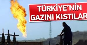 Ruslar Türkiye'nin gazını kıstı!