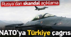 Rusya'dan NATO'ya 'Türkiye' çağrısı