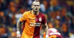 Sneijder Galatasaray'dan ayrılmak istiyor!