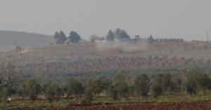 Türkiye IŞİD bölgesini de vurmaya başladı!