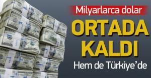 Türkiye'ye giren gizemli para 6 kat arttı