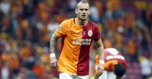Sneijder kadroda yok