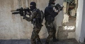 608 terörist etkisiz hale getirildi