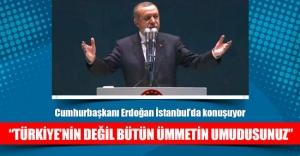 Cumhurbaşkanı Erdoğan İmam Hatiplilerle...