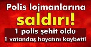 Mardin#039;de hain saldırı: 1 polis...