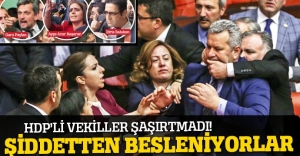 Meclis'te hendek kafasıyla siyaset