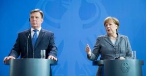 Merkel'den 'Rusya' açıklaması