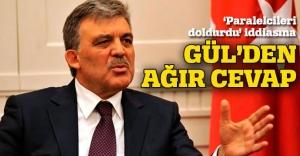 Abdullah Gül'den 'paralel' iddialarına cevap