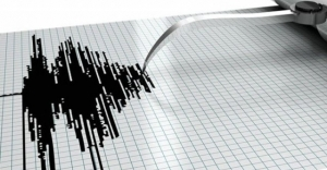 Akdeniz'de 4,1'lik deprem
