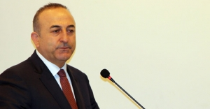 Bakan Çavuşoğlu'ndan AB'ye vize resti