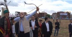 Bilal Erdoğan: 'Okçuluğun dünyadaki merkezi İstanbul olmalı'