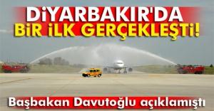 Diyarbakır'dan KKTC'ye direk uçuşlar başladı