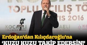 Erdoğan: Milletim #039;başkanlık...