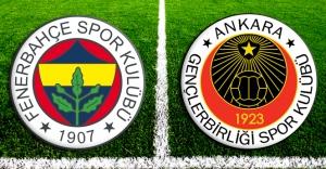 Fenerbahçe 2 Gençlerbirliği 1