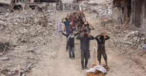 HDP'li vekiller teröristlere ağlıyor