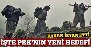 İşte köşeye sıkışan PKK'nın yeni hedefi