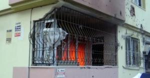 Kilis kent merkezine yine roket düştü!