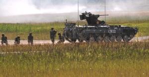 Nusaybin'de 2 asker yaralandı