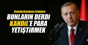 Cumhurbaşkanı Erdoğan: Bunların...