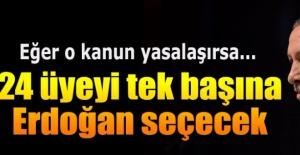 Danıştaya 24 üyeyi Erdoğan seçecek!
