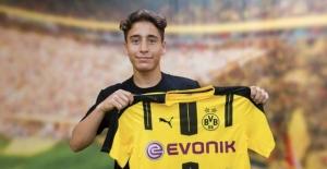 Emre Mor: 'Tuchel olmasaydı Dortmund'a gidemezdim'