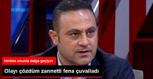 """Hasan Şaş, """"İzlandalılar Topu Eliyle Bile 3 Defa Götüremez"""" Demişti"""