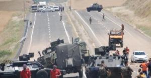 Osmaniye'de askeri araca hain saldırı