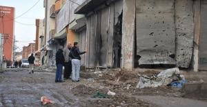 Silopi'de hain saldırı hedefine ulaşamadı