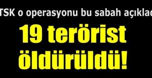TSK: Hem PKK hem IŞİD vuruldu